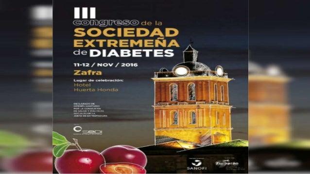 Nuevos avances en RCV y Diabetes. 11nov16