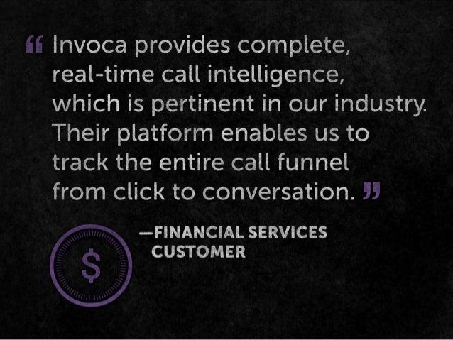 Invoca Customers Share the Love Slide 2
