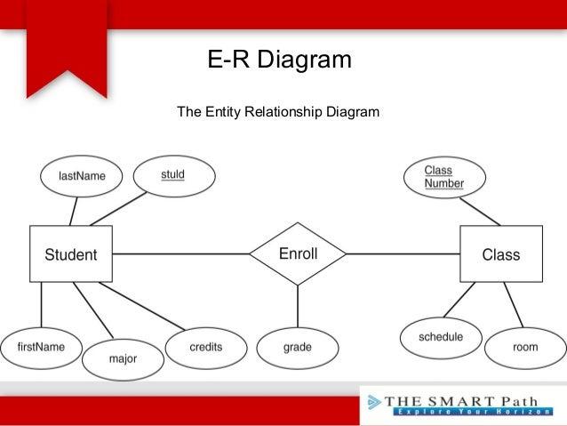 entity relationship in rdbms