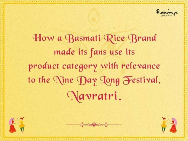 Whose Basmati Is It Case Study Solution Case Study Help