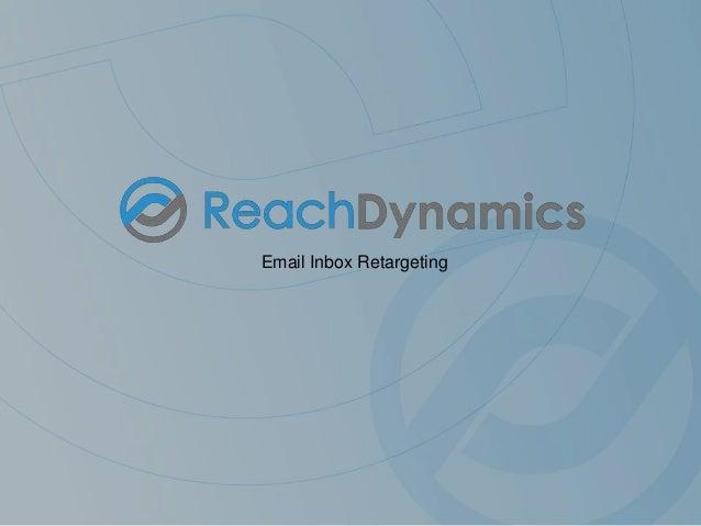Email Inbox Retargeting