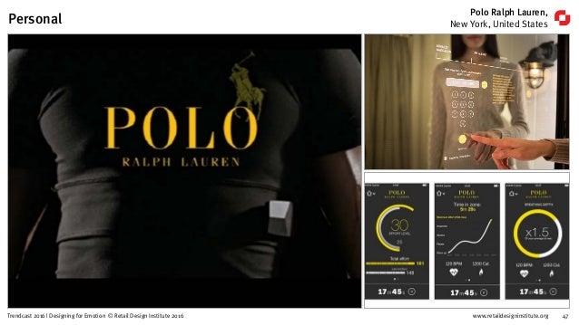 www.retaildesigninstitute.org 58Trendcast 2016 | Designing for Emotion © Retail Design Institute 2016 Sensory Focused towa...
