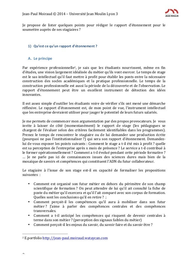 Jean-‐Paul  Moiraud  ©  2014  –  Université  Jean  Moulin  Lyon  3        Je   propose   de ...