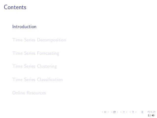 RDataMining slides-time-series-analysis