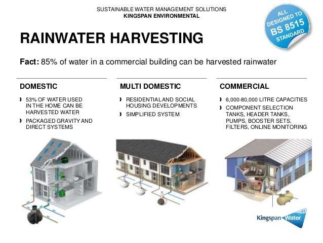 Klargester Presentation Sustainable Water
