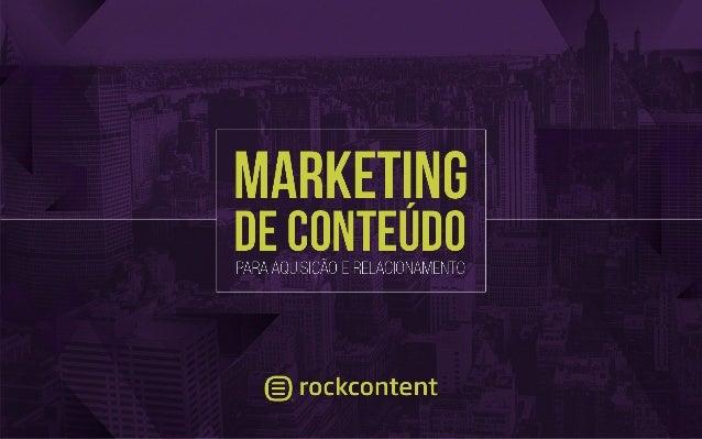 """""""Marketing de Conteúdo para Aquisição e Relacionamento""""  - Rd on the road   vitor peçanha"""