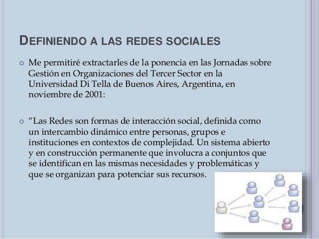  Una sociedad fragmentada en minorías aisladas, discriminadas, que ha desvitalizado sus redes vinculares, con ciudadanos ...