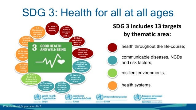 Presentation - Achieving the UN Sustainable Development ...