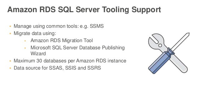 RDS for Oracle and SQL Server - November 2016 Webinar Series