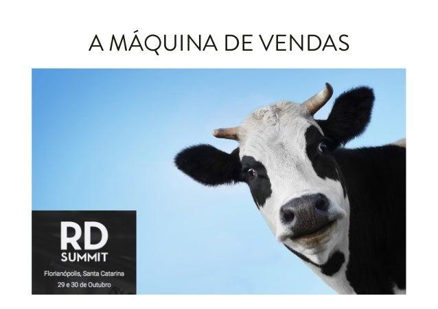 A MÁQUINA DE VENDAS
