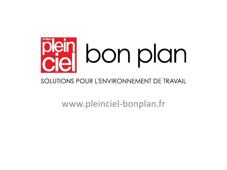 www.pleinciel-bonplan.fr