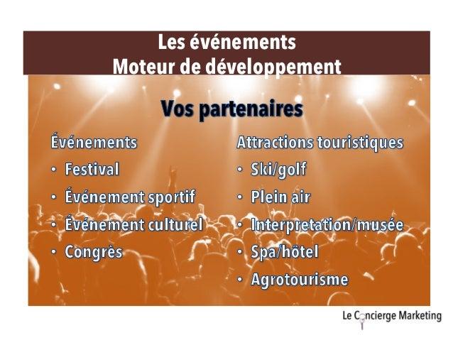 Les événements Moteur de développement