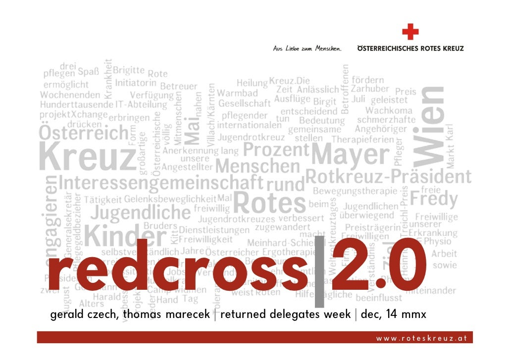redcross|2.0gerald czech, thomas marecek | returned delegates week | dec, 14 mmx                                          ...