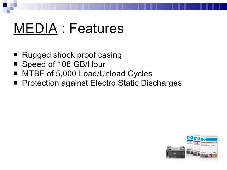 Hp Storage Backup Rdx Presentation