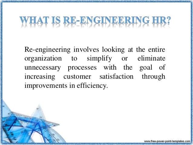 hr re engineering
