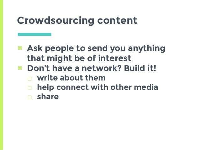 crowdsource writing account