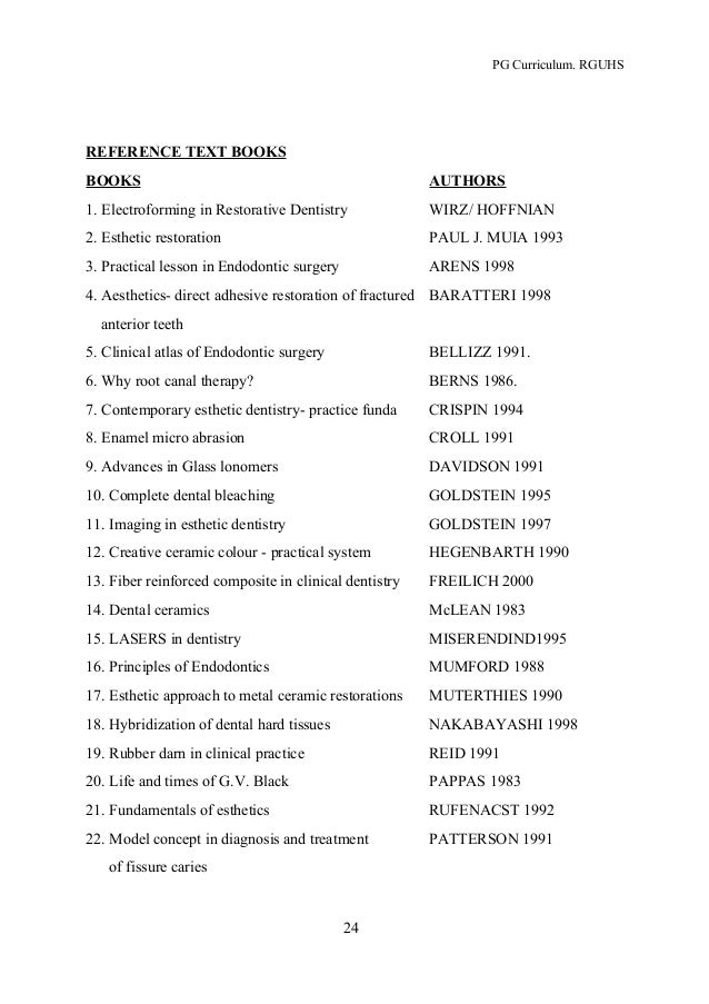 library dissertation topics in prosthodontics