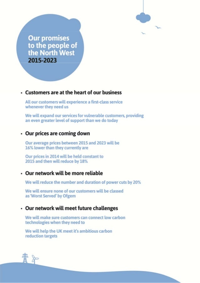 electricity north west ed1 business plan