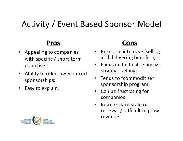 Re Thinking Your Association Sponsorship Model