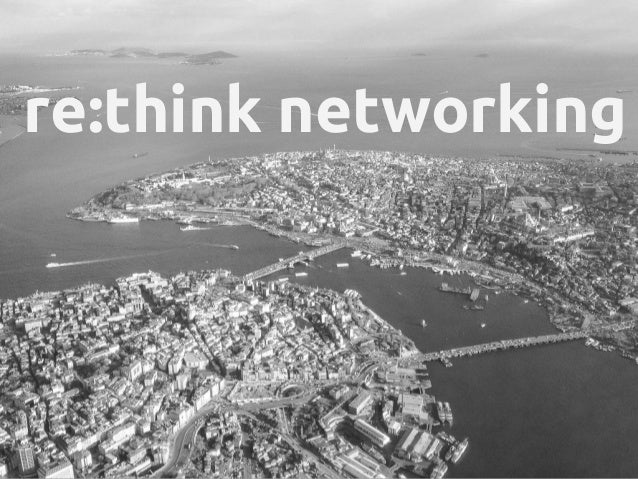 re:think networking