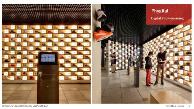 www.littleonline.comRethink Retail: Localize   Retail Asia Expo © Little 2015 33 Interactive Environments Disrupting the e...