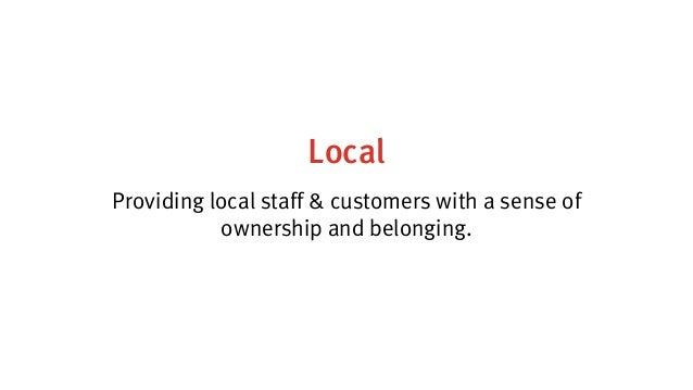 Se·mi·ot·ics Customers want a story - they are searching for meaning - greater depth to brands and the products they choos...