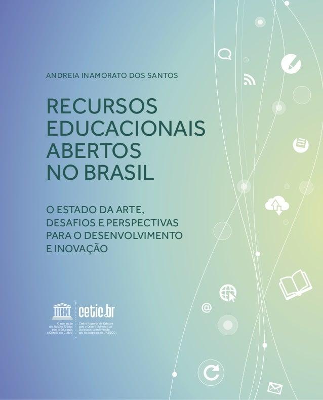Organização das Nações Unidas para a Educação, a Ciência e a Cultura Centro Regional de Estudos para o Desenvolvimento da ...