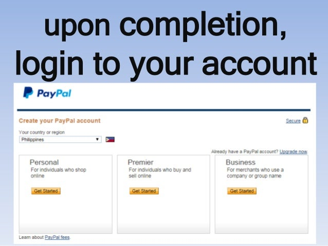 how to end a paypal account