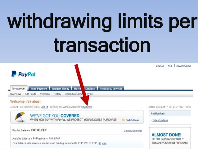 how to set up paypal on your website