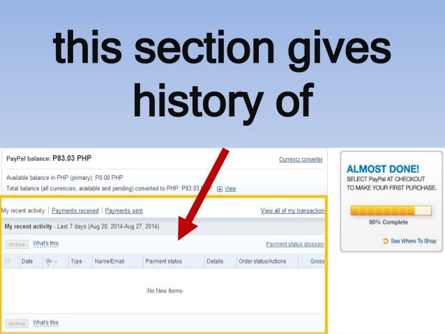 Paypal Tutorial: How to Open and Set- Up Your Account