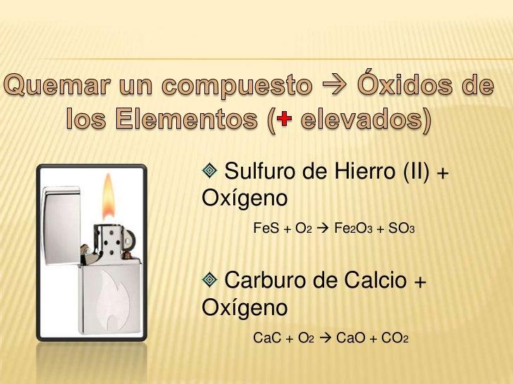 Ácido + Hidróxido  Sal + Agua</li></li></ul><li>Ácido Clorhídrico + Hidróxido de Potasio<br />HCl + KOH  KCl + H2O <br /...