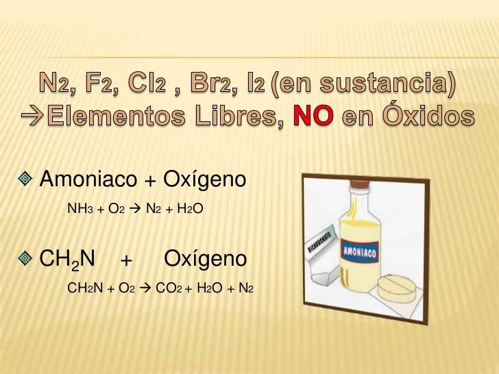 Reacciones de Combustión<br /><ul><li> Una sustancia se quema en presencia de oxígeno (o sea reacciona con el oxígeno).</l...