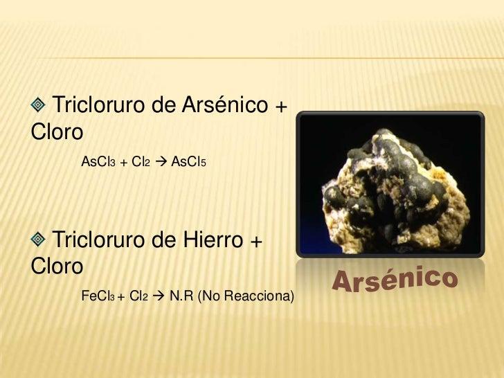 Compuesto<br />Elemento<br />Elementos  varios estados de oxidación positivos<br /><ul><li>Dicho elemento se puede combin...