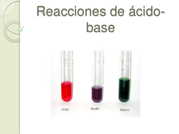 Ejemplos:<br /><ul><li>Ejemplo1: Sulfuro de cobalto (II) + ácido sulfúrico</li></ul>CoS + H2SO4 Co (SO4)+ H2S<br />El com...