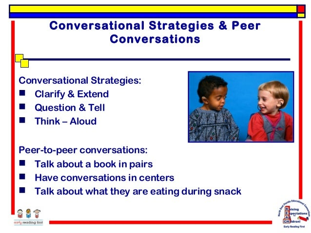 strategies for oral language development