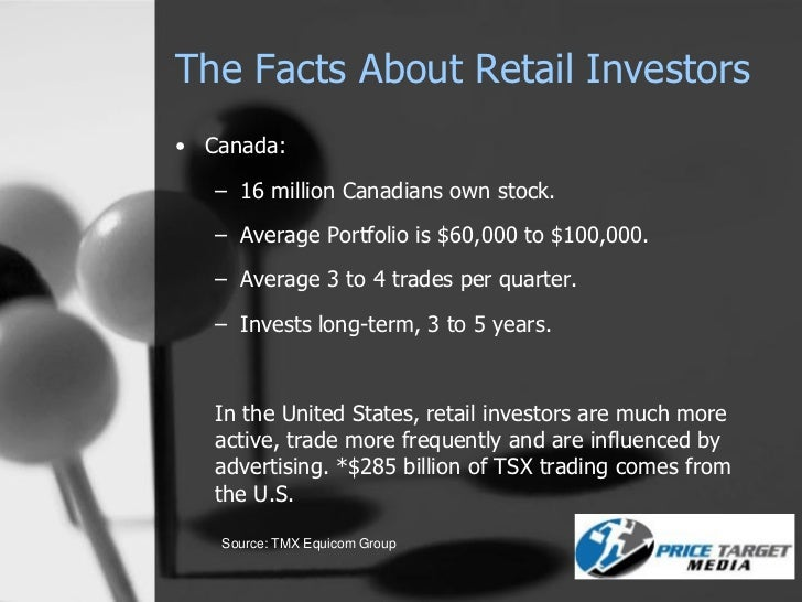 how to become a retail investor