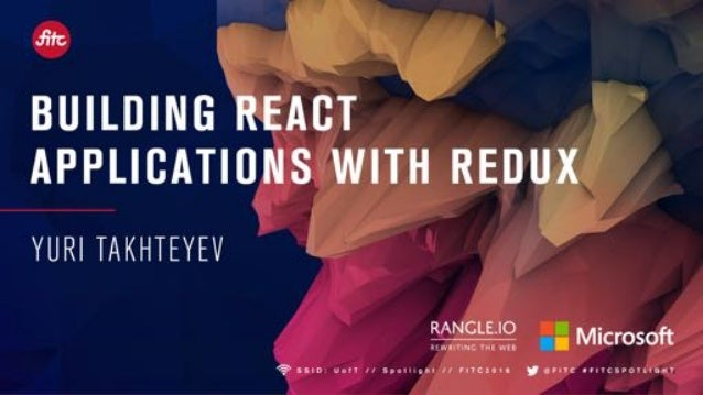 """Image by mulad Many people choose to think of React as the V in MVC. – """"Why React?"""" in React documentation """""""
