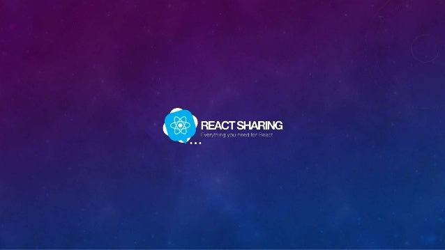 React 2017 in Review A look back into the growth of React