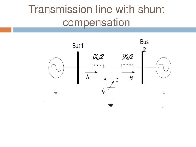 reactive power compensation 46 32 traditional methods of var compensation: this section deals with the conventional methods employed for reactive power compensation and voltage control.