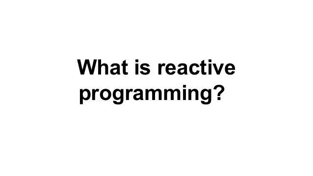 Reactive programming   using rx java & akka actors - pdx-scala - june 2014 Slide 2