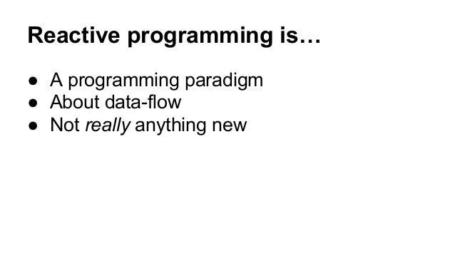 Reactive programming   using rx java & akka actors - pdx-scala - june 2014 Slide 3
