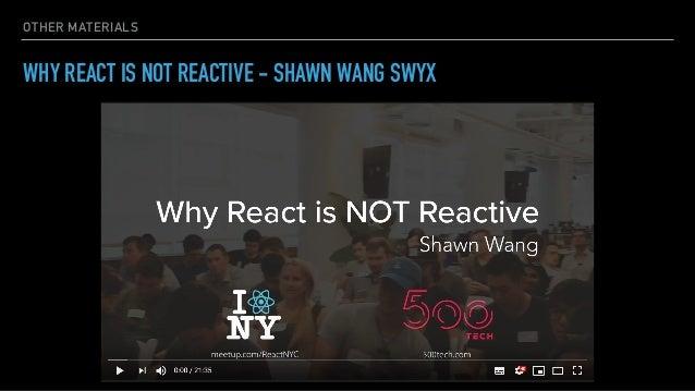 Reactive Programming - ReactFoo 2020 - Aziz Khambati