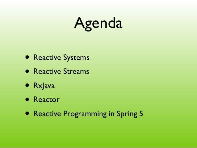 Reactive Programming in Spring 5 Slide 3