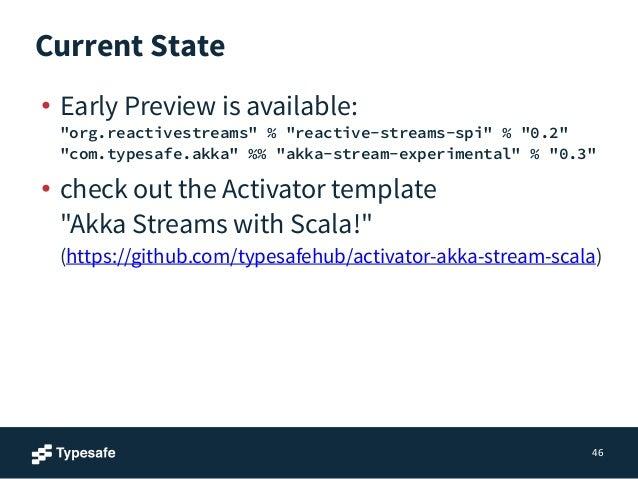 reactive streams handling data flow the reactive way