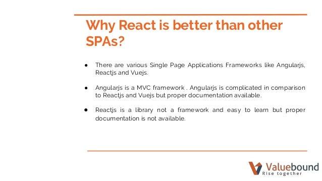 React JS: A Secret Preview