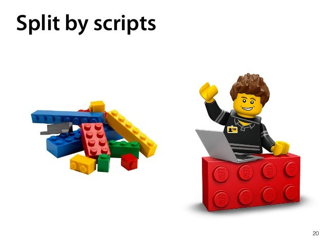 More requirements – more scripts