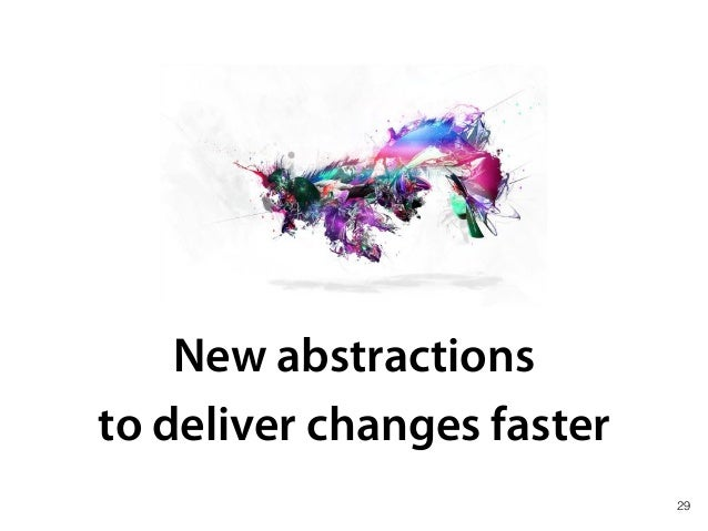 More abstractions - more source code