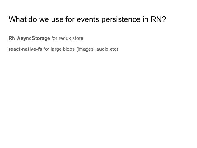 Never mutate events Instead store reference to last applied event in metrics Track processed events