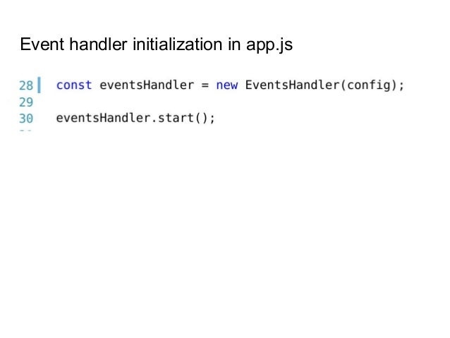 Main issues to solve Mobile: Store larger number of events in offline mode Backend: Store events in a more suitable place ...