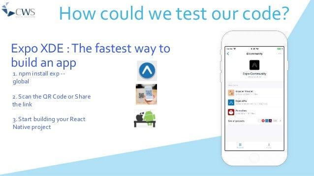 React Native e IoT - Un progetto complesso